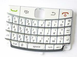 Genuine-Blackberry-Bold-9700-9780-Qwerty-Keyboard-Keypad-Buttons-Part-White