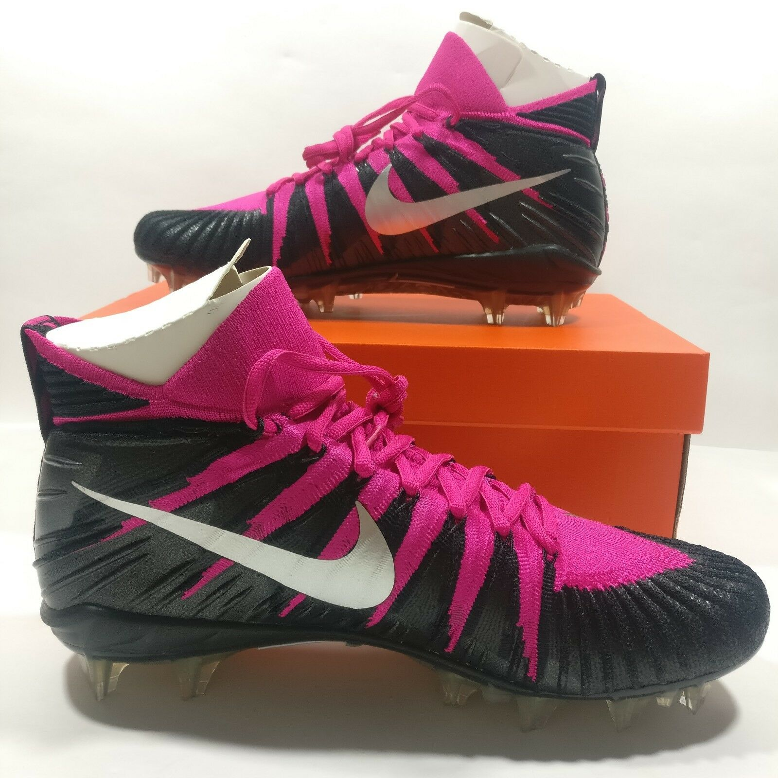 Nike alfa minaccia elite bca, il football cancro al seno 918203-006 football il scarpe taglia 10,5 83fb02