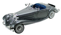 Maisto 1/18 1936 Mercedes 500k Roadster Car Diecast Model