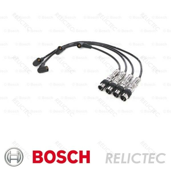 Bremi 206F200 Ignition Cable Kit
