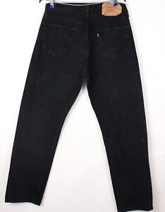 Levi's Strauss & Co Hommes 501 Jeans Jambe Droite Taille W36 L32 BBZ425