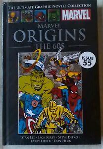 Marvel-Graphic-Novel-1960-039-s-Origins-Stan-Lee-Steve-Ditko-Jack-Kirby