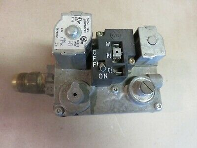 White Rodgers 36E24 205 gas valve Trane C330926P01