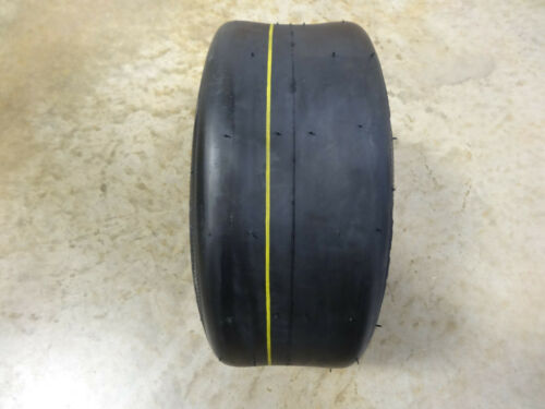 TWO New 15x6.00-6 OTR Blackstone Smooth Slick Tires 8 ply rated TL