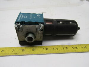 Rexroth-Mecman-5351220810-FIL-C15i-Pneumatic-Air-Filter-12-Bar-max-3-8-034-NPT