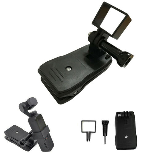 Backpack Clip Clamp Mount Holder For DJI OSMO Pocket Gimbal Accessories BH