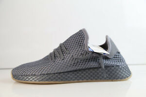 newest 32e26 fbaee Image is loading Adidas-Deerupt-Runner-Grey-Gum-CQ2627-8-11-
