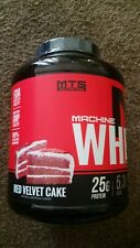 MTS Machine Whey Protein 5lbs  - Blueberry Muffin Ship for