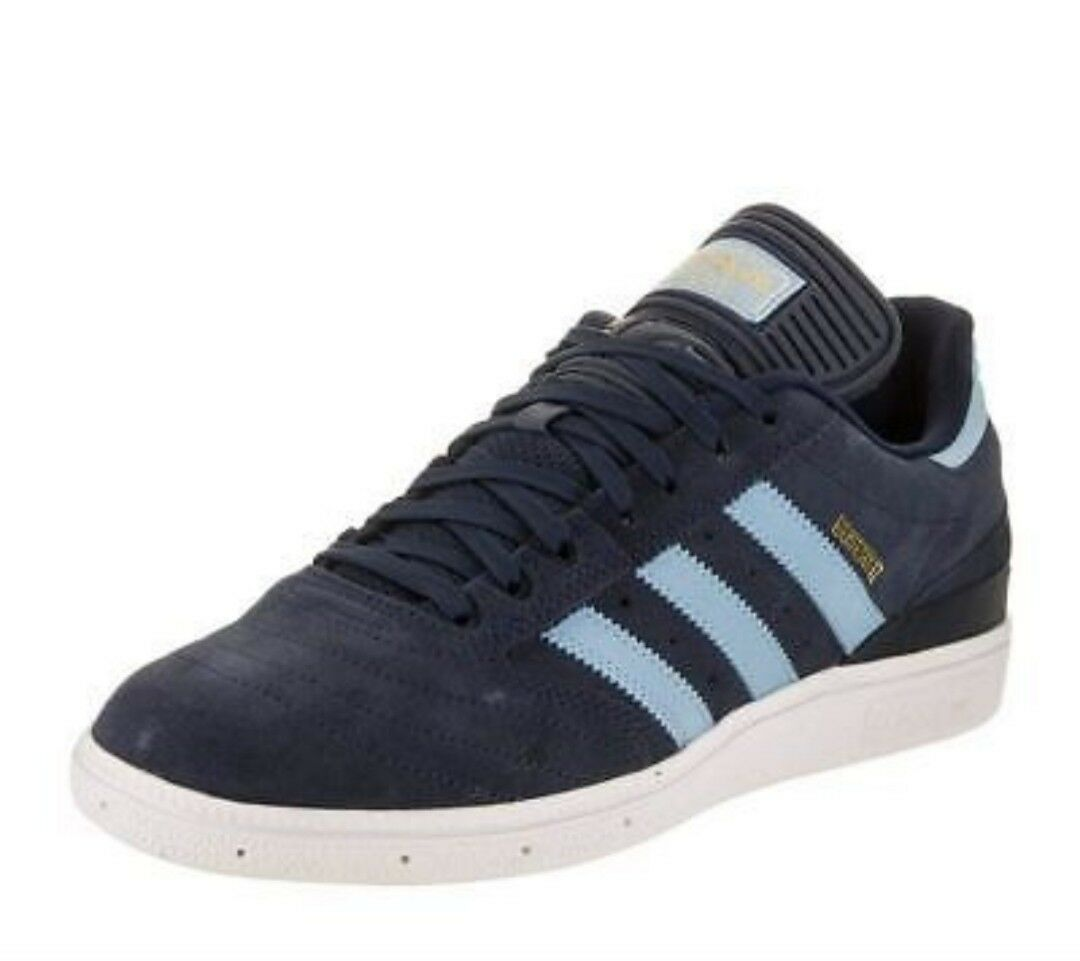 ADIDAS BUSENITZ TRAINERS blueE MENS YOUTH