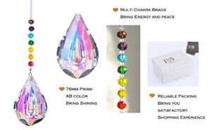 H-amp-D-Crystal-Suncatcher-AB-Color-Prism-Hanging-Ornament-Shining-Pendant-Gift-Deco