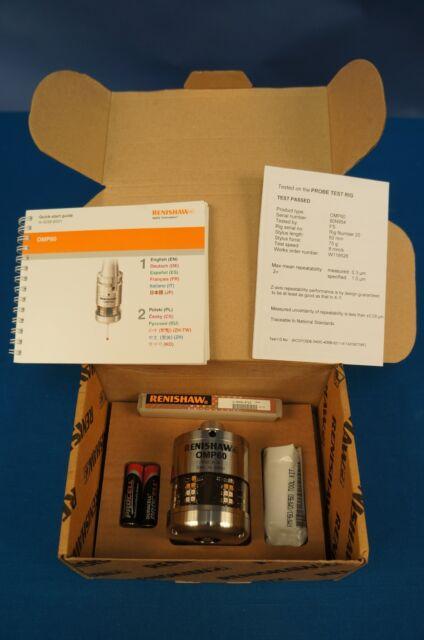 Renishaw OMP60 Optical Transmission Probe Kit