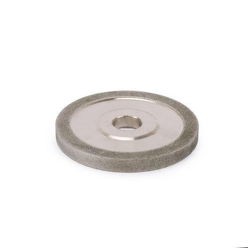 "4/"" 5/"" 6/"" Diamond Grinding Wheel Electroplated Abrasive Disc for Carbide Grinder"