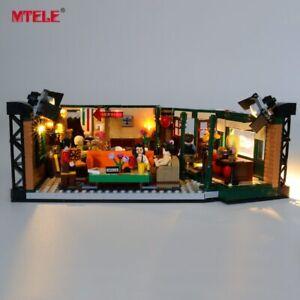 LED-Light-Up-Kit-For-Ideas-Series-Central-Perk-LEGO-21319-Lighting-building-Set