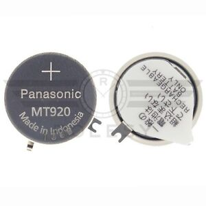 Panasonic-MT920-TS920E-Capacitor-Seiko-Solar-V172-V174-V175-SSC015-SSC017-SSC021
