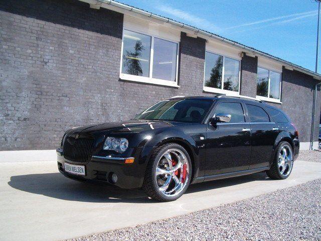 Chrysler 300C 3,5 Touring aut. 5d - 199.999 kr.