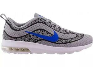 c6739931272  130 Nike Air Max Mercurial 98 Men s Size 12 Wolf Grey Racer Blue ...