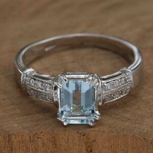 Anillo-Artesanal-ORO-blanco-18-kt-750-AGUAMARINA-y-diamantes-Piedras-Naturales