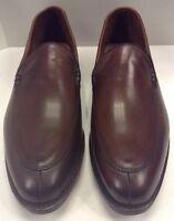 Men's Allen-Edmonds Steen - Black Custom Calf Loafers Shoes