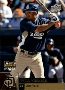 2009 Upper Deck San Diego Padres Baseball Card #410 Will Venable Rookie