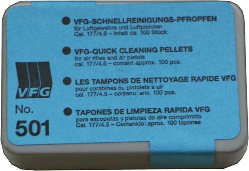 VFG-schnellreinigungs-propfen nel calibro 4,5 mm per aria fucili e pistole ad aria