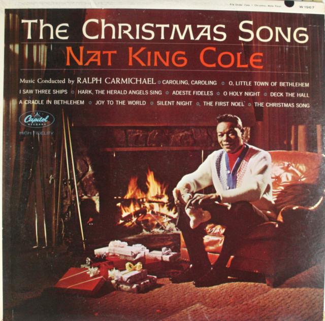 Nat King Cole: The Christmas Song - LP Vinyl Record Album   eBay