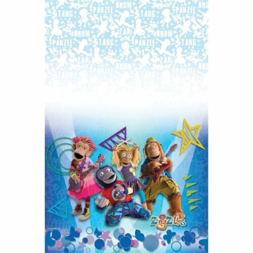 Zingzillas Party Tablecover  Free First Class Post !