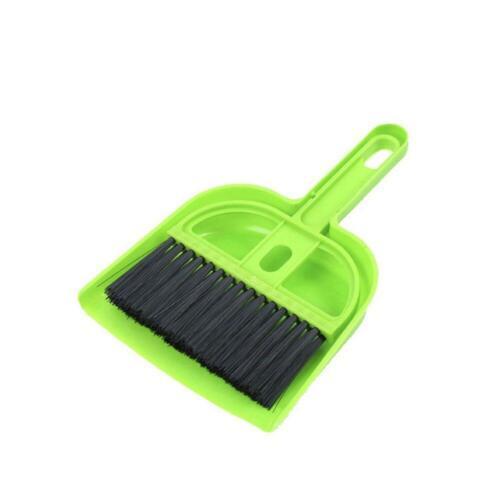 Desktop Sweep Cleaning Brush Small Broom Household Dustpan Set