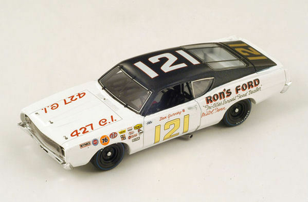 Ford Torino  121 Winner Riverside 1968 D.Gurney 1:43 Model SPARK MODEL
