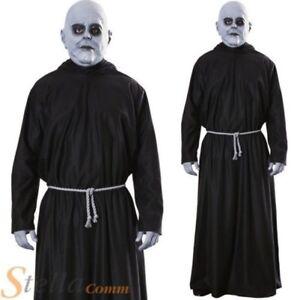 Hombre Tio Fester Disfraz Familia Addams Disfraz De Halloween - Disfraces-familia-adams