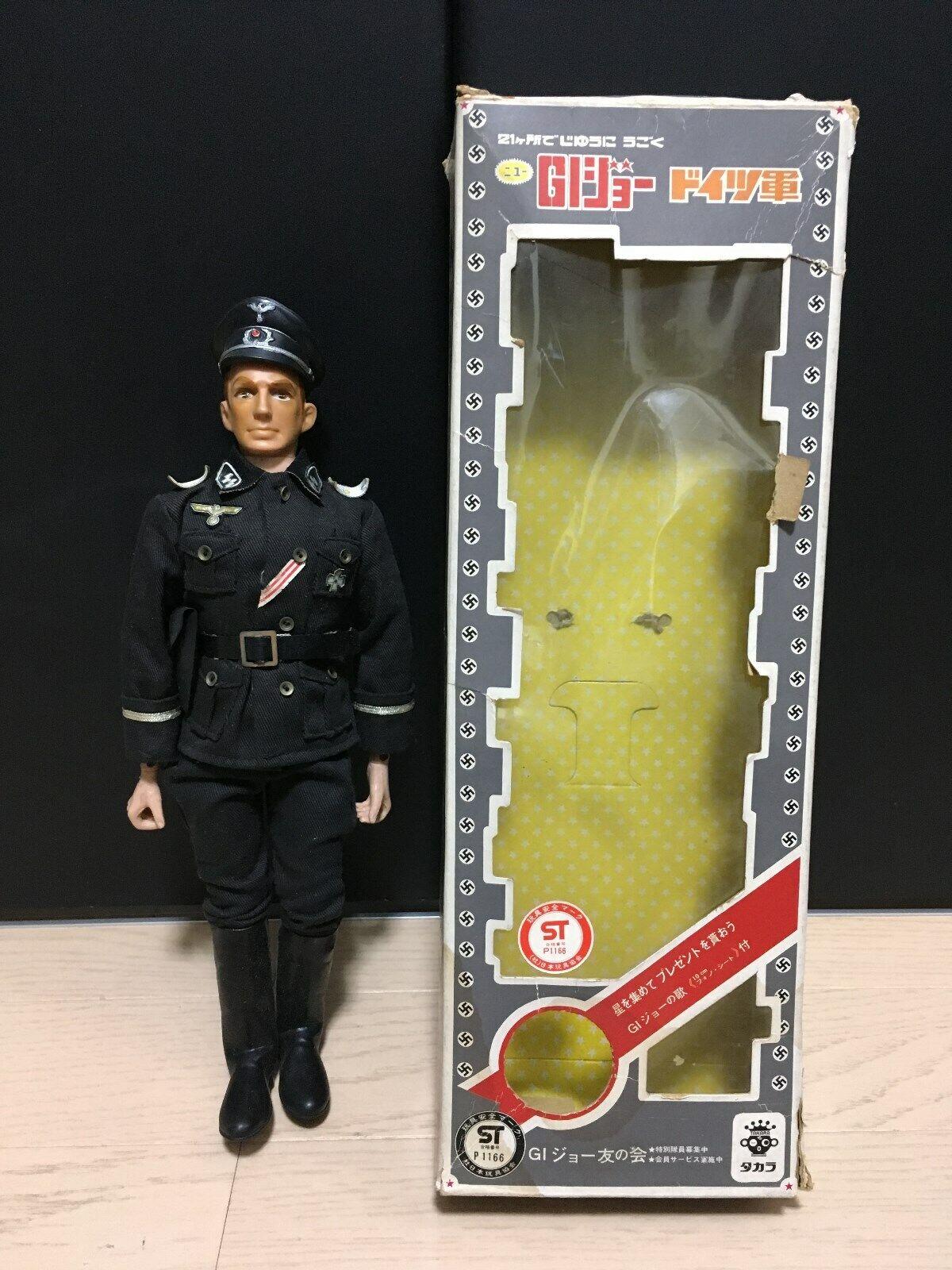 [F024] TAKARA NEW GI JOE Vintage Hasbro German army w box