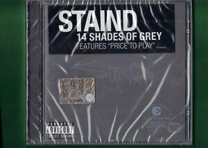 STAIND-14-SHADES-OF-GREY-CD-NUOVO-SIGILLATO