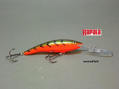 Rapala Wobbler Deep Tail Dancer TDD09 9cm Goldfish GF