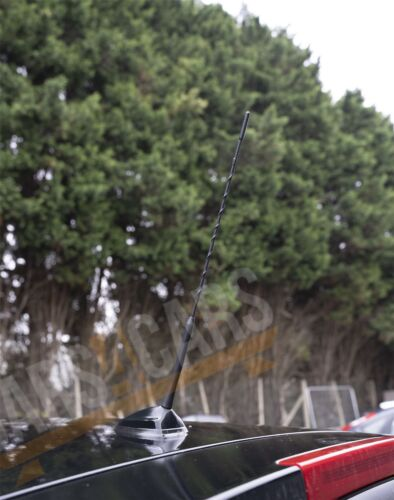"Toyota Rav 4 MK3 Black Replacement AM//FM Aerial Antenna Roof Mast 16/"" 40cm"