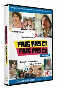 FAIS-PAS-CI-FAIS-PAS-CA-SAISON-1-DVD-NEUF