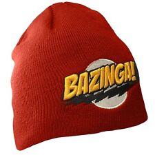 Berretta The Big Bang Theory - Bazinga Beanie Winter Hat Warner Bros