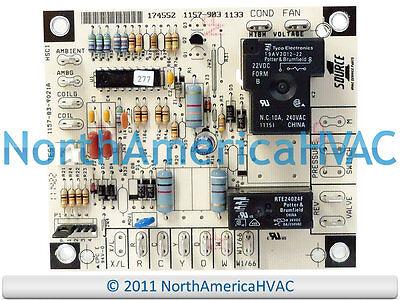 Coleman OEM Heat Pump Defrost Control Circuit Board 1157-902