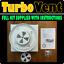Van-Caravanas-Camper-Autocaravana-Techo-Top-Rotativa-De-Aire-Ford-blanco-de-ventilacion-de-viento miniatura 2