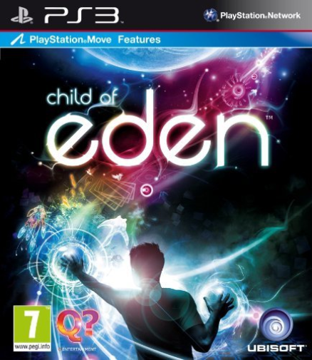 PS3-Child of Eden (Move Compatible) /PS3  GAME NEUF