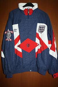 Jacket Felpa Maglia Shirt Trikot England Umbro WC World Cup Italia 90 Gascoigne - Italia - Jacket Felpa Maglia Shirt Trikot England Umbro WC World Cup Italia 90 Gascoigne - Italia