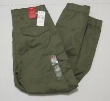 NWT Levis Mens Banded Cargo Jogger Pants 30x30 Olive Green MSRP $68