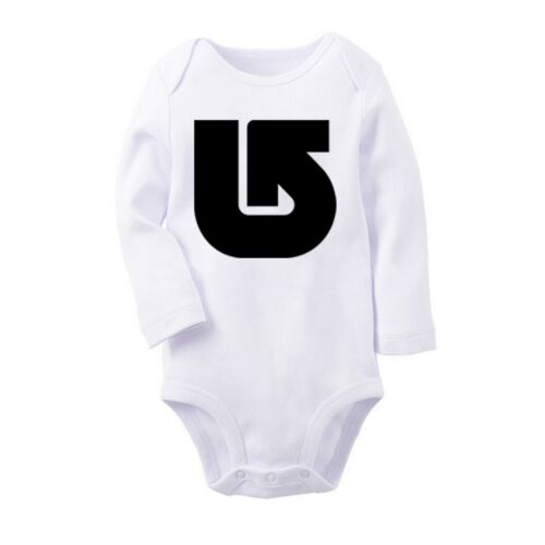 Burton Snowboarding Newborn Jumpsuit Baby Long Sleeve Romper Bodysuits Clothes