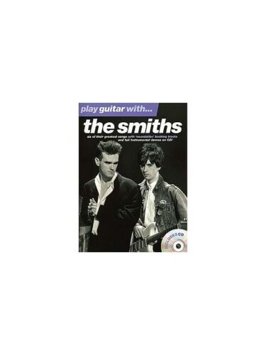 PLAY Guitar With The Smiths Guitar Tab /& Chord Symbols MUSIC BOOK CD SONGS HIT