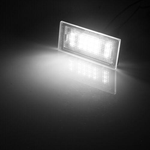 LED Kennzeichenleuchte Nummernschild Beleuchtung BMW 3er E46 2 Tür M3 2004-2006