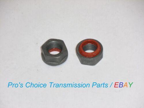 2 Band Adjusting Nuts--Fits FORD C3 A4LD 4R44E 4R55E 5R44E 5R555E Transmissions