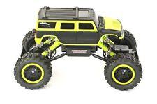 RC Rock Crawler 1:14 Monster Truck Hummer 4WD Allrad 2.4Ghz Offroad Hardcore!