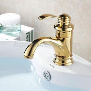 Neu Retro Einhebel Bad Badezimmer Armatur Waschbecken Waschtisch