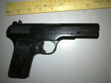 TT-33 rubber training tool model gun TT Токарева пистолет cccp pistol soviet