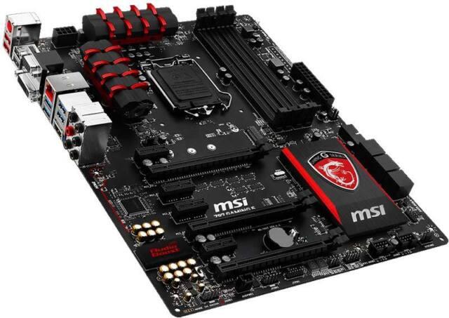 MSI Z97-Gaming 5 LGA 1150 Intel Z97 HDMI SATA3 DDR3 USB 3 ATX Intel Motherboard