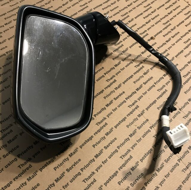 2007 2008 Acura RDX Driver Left Side View Mirror Power