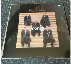 The-Monks-Black-Time-REISSUE-LP-SEALED-Garage-Rock